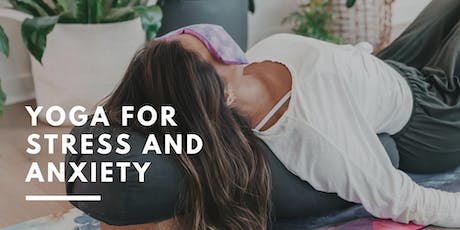 Yoga for Stress and Anxiety Workshop Perth w/ Emma Ceolin tickets