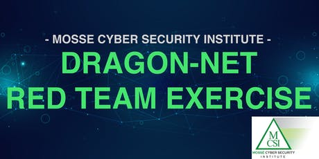 Melbourne: Dragon-Net Red Team Exercise (1 Day / Basic Level) tickets