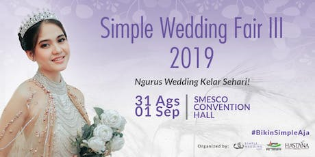 Simple Wedding Fair III tickets
