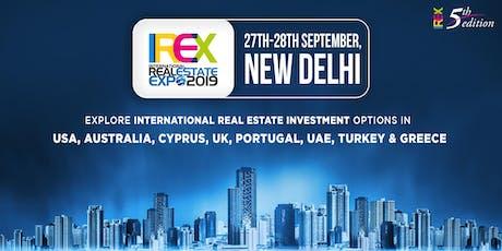 International Real Estate Expo 2019, New Delhi tickets