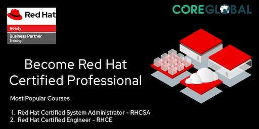 Workshop on Red Hat Enterprise Linux OS