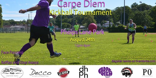 Carpe Diem Kickball Tournament