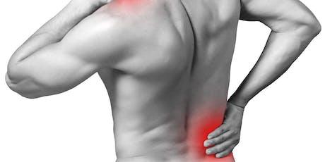 Rückentraining - schmerzfrei und beweglich durch den Alltag Tickets