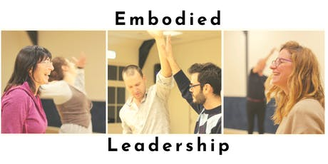 Embodied Leadership | How to BE a true leader tickets