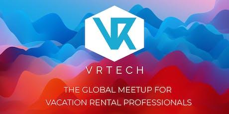 VrTech Barcelona September 2019 - Vacation Rental Tech Meetup tickets