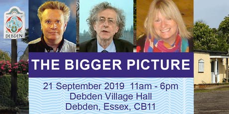 The Bigger Picture Debden Village Hall tickets