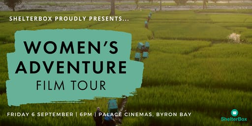 ShelterBox Presents: The Women's Adventure Film Tour