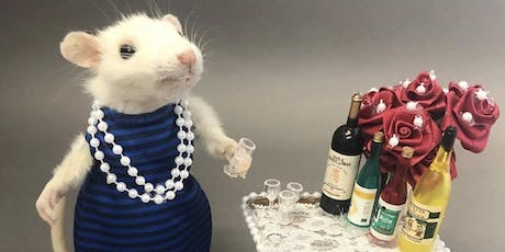 Atlas Obscura Society Los Angeles: Cocktail Party Mouse Taxidermy Workshop tickets