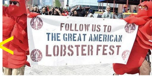 Park & Ride to The Great American Lobster Fest