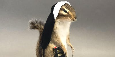 Atlas Obscura Society Los Angeles: Chipmunk Nun Taxidermy Workshop