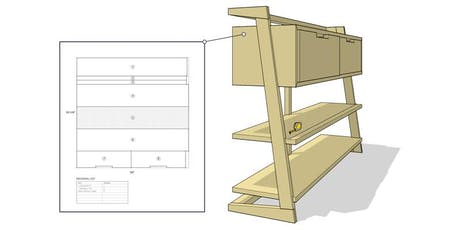 SketchUp Free with Emilie Walsh - Carlton Library tickets