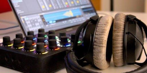 Ableton Live Music Production: Recording Audio