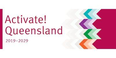 Activate! Queensland: Community Briefing - Cairns