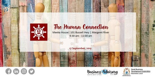 Telling your Story in Business - The Human Connection | Margaret River