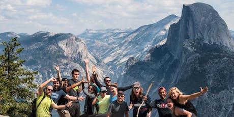 St. Dominic's YAG Yosemite Trip tickets