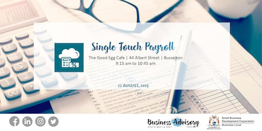 Single Touch Payroll | Busselton