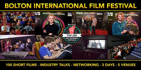 Bolton International Film Festival (Festival Pass) tickets