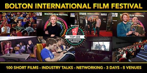 Bolton International Film Festival (Festival Pass)