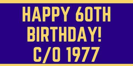 60th Birthday Celebration! tickets