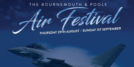 Cumberland Hotel Air Festival 2019 – Thursday OR Sunday - Special Offer tickets