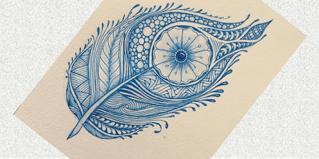 Zentangle® Feathers(5 September 2019) tickets