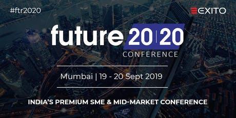 Future 2020 Conference tickets