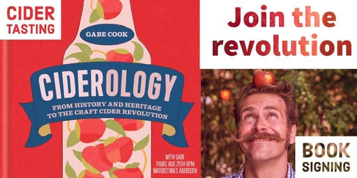 Ciderology - An Evening With Gabe Cook