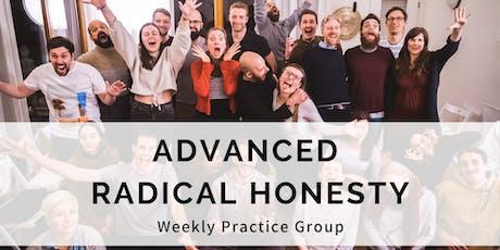 Advanced Radical Honesty 4-week Practice Group tickets