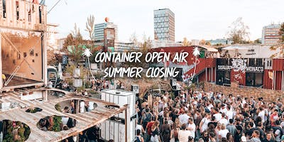 Container Open Air | Summer Closing 2019