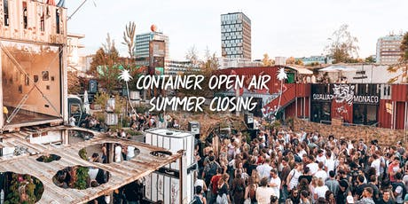 Container Open Air | Summer Closing 2019 Tickets