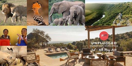 LivLife BIGGER® UNPLUGGED: An African Safari, Yoga & Mastermind retreat