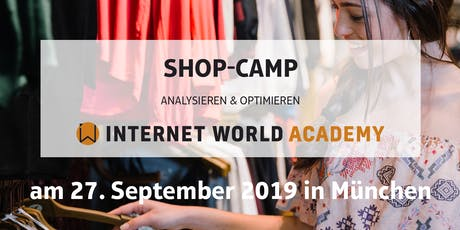 Shop-Camp: Analysieren & Optimieren Tickets