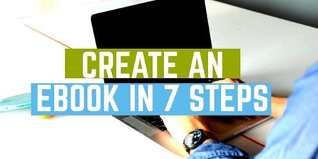 How to write and create an ebook in 7 steps tickets