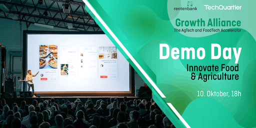 Demo Day - Innovate Food & Agriculture