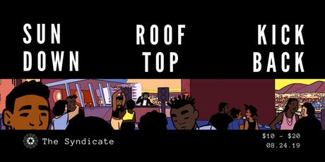 SunDown RoofTop KickBack tickets
