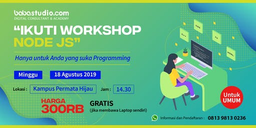 workshop Node JS