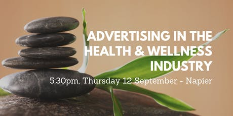 Advertising in the Health & Wellness Industry tickets