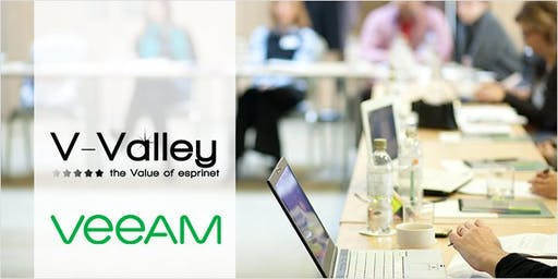 Veeam Certification Day: corso per Nuove Certificazioni 9.5 Update 4 - Bari, 12 novembre 2019