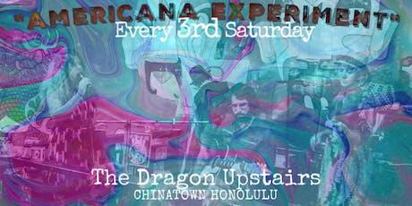 "An ""Americana Experiment"" tickets"