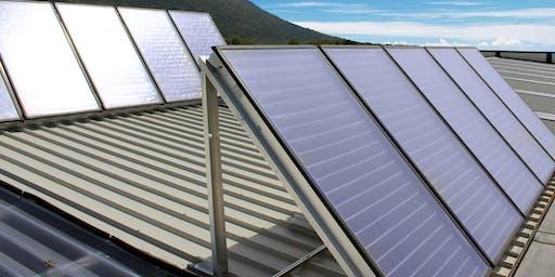 Corso su progettazione e regolazione impianti solari termici