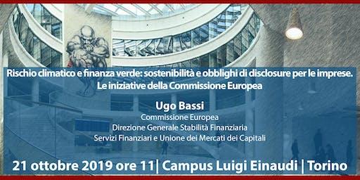 Luigi Einaudi Lecture 2019