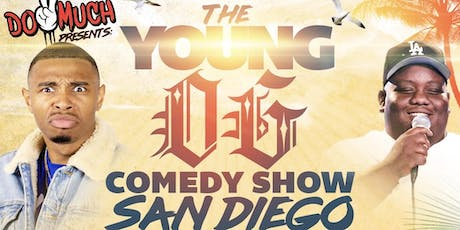 The YOUNG OGs COMEDY SHOW feat. Lewis Belt & Teddy Ray SAN DIEGO tickets