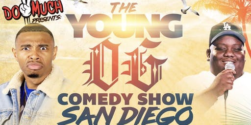The YOUNG OGs COMEDY SHOW feat. Lewis Belt & Teddy Ray SAN DIEGO