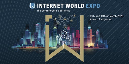 INTERNET WORLD EXPO 2020- the commerce e-xperience - English