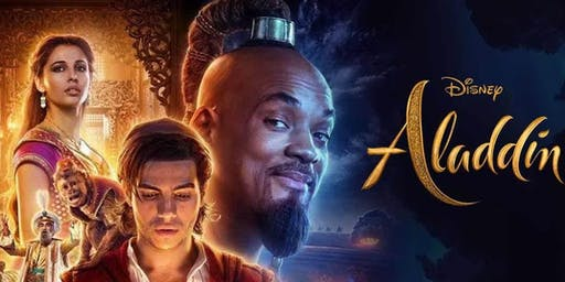 One Dalkeith Community Cinema: Aladdin (2019)