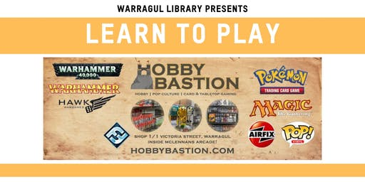 Learn to Play feat. Hobby Bastion