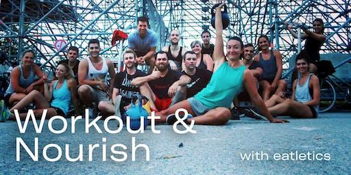 Workout & Nourish with eathlethics
