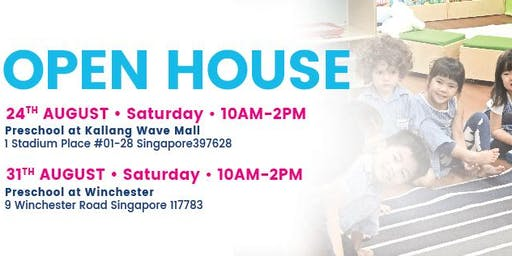Open House at Lorna Whiston Preschool Winchester