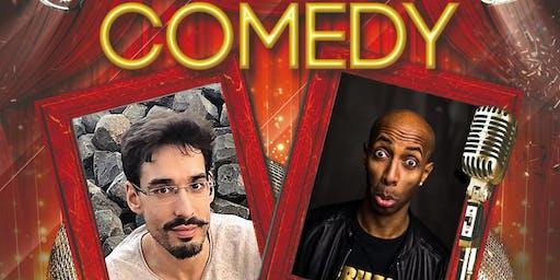 """Das Comedy """"Doppelpack"""" mit Serkan und Berhane in Düsseldorf"""