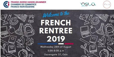 French Rentrée 2019 tickets